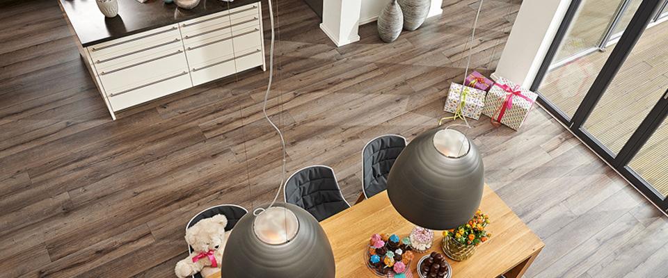 podlahy dřevěné
